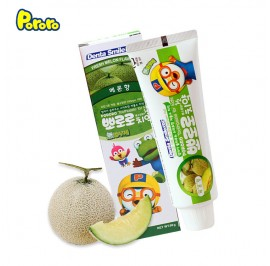 Pororo Dental Smile Kids Toothpaste 90g For Children (3 Year Over) Melon Flavor