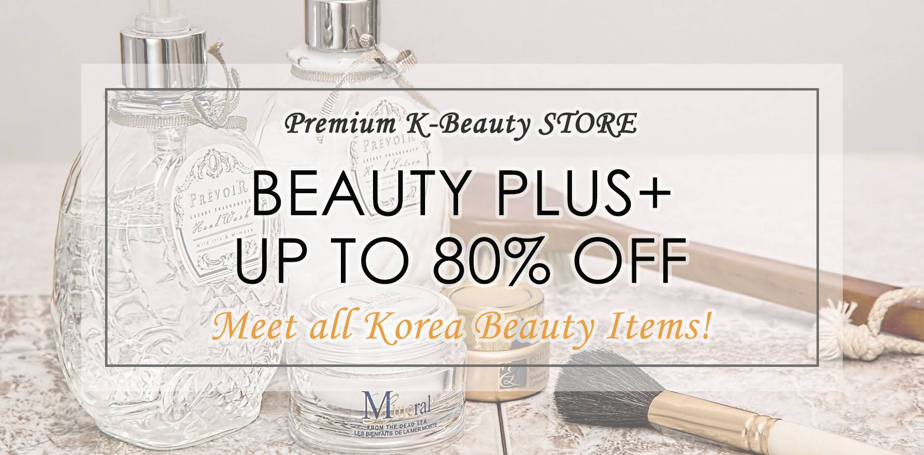 beauty plus direct ship from korea