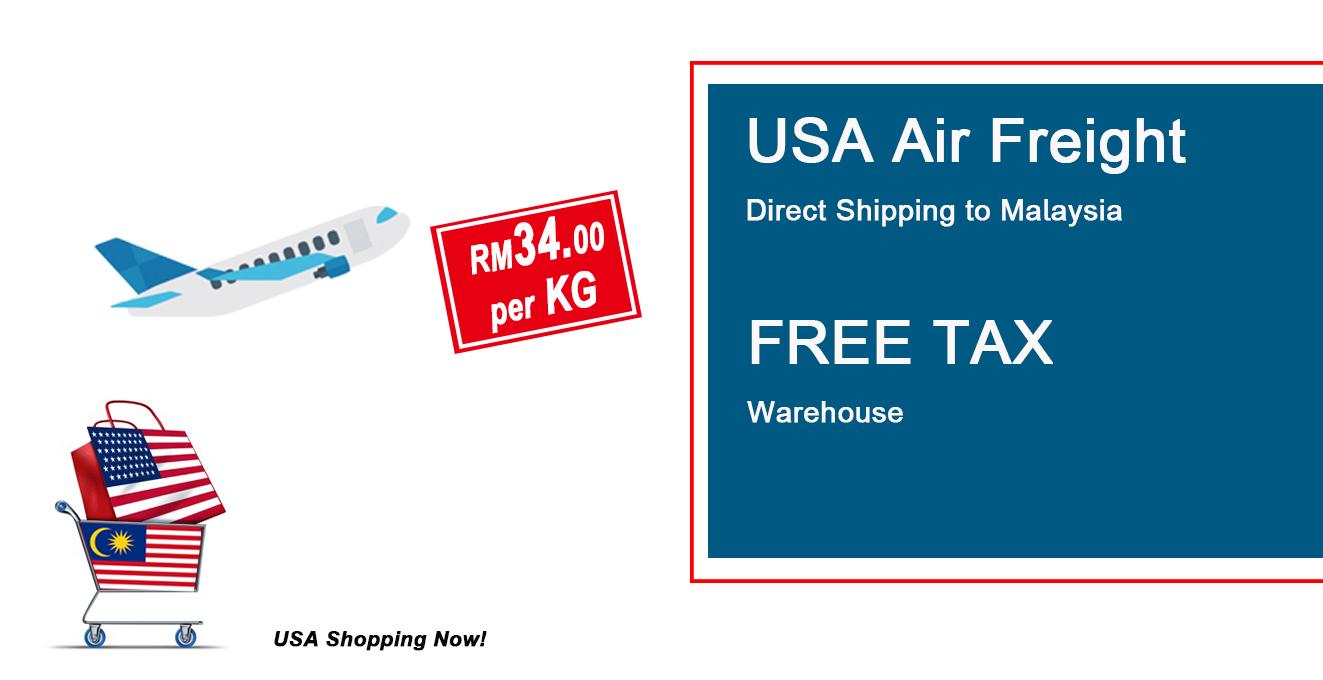 USA direct shipping