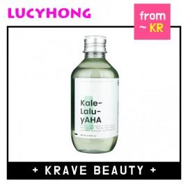 [KRAVE BEAUTY] Kale-Lalu-YAHA TONER 200ml / KalelaluyAHA / Liahyoo / Liah Yoo
