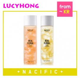 [NACIFIC] Real Floral TONER / 2 Types / 180ml