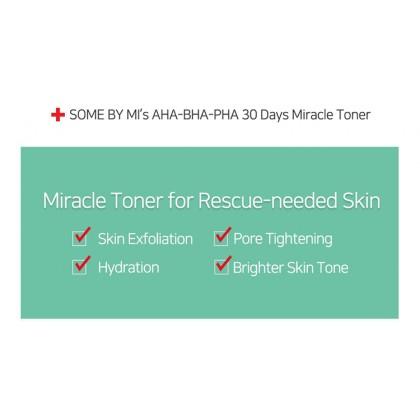 [SOMEBYMI] AHA BHA PHA 30 Days Miracle Toner 150ml