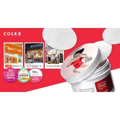 [COSRX] One Step Original Clear Pad 70pads / 135ml