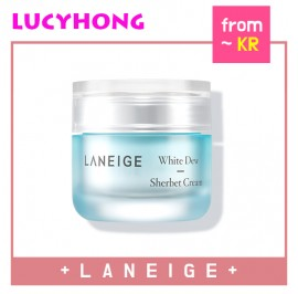 [LANEIGE] White Dew Sherbet Cream 50ml