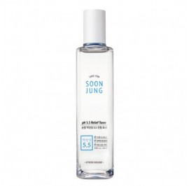 Etude House SoonJung pH 5.5 Relief Toner 180ml