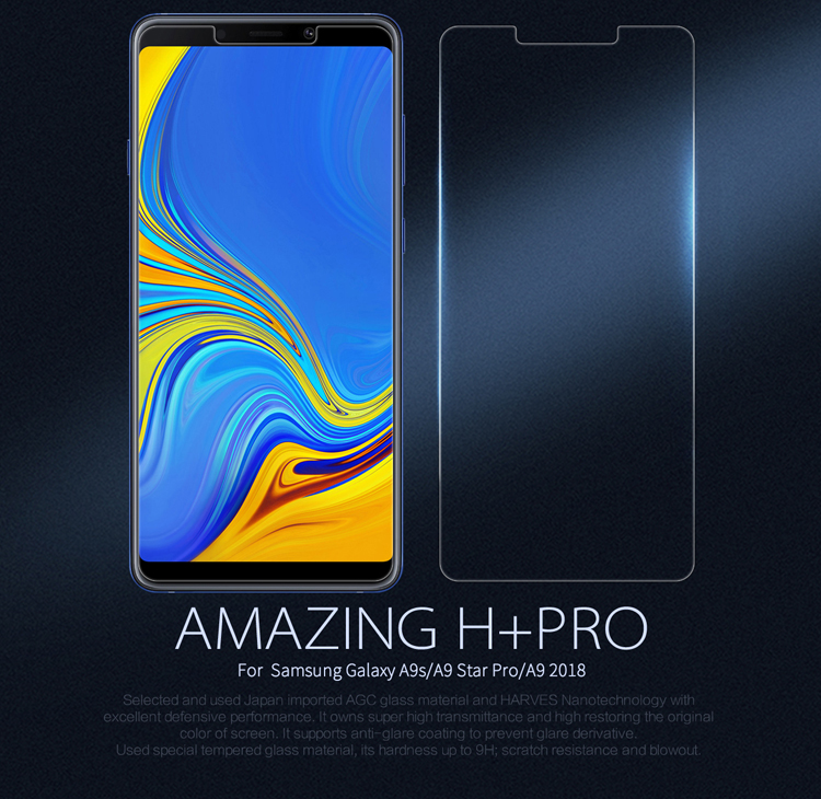 Samsung Galaxy A9 2018 NILLKIN H+ PRO Tempered Glass Screen Protector