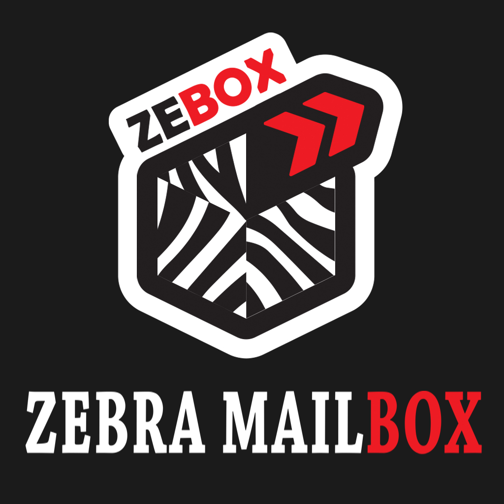 Zebra Mailbox (VIPstore ).Lucyhong Networks Enterprise.(002255464-V)
